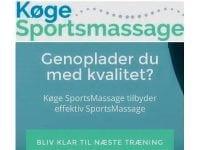 Foto: Køge Sportsmassage