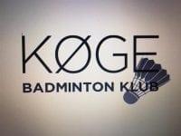 Foto: Køge Badminton Klub
