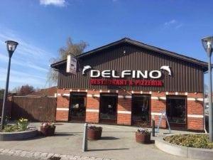 Delfino facade. Foto: Delfino
