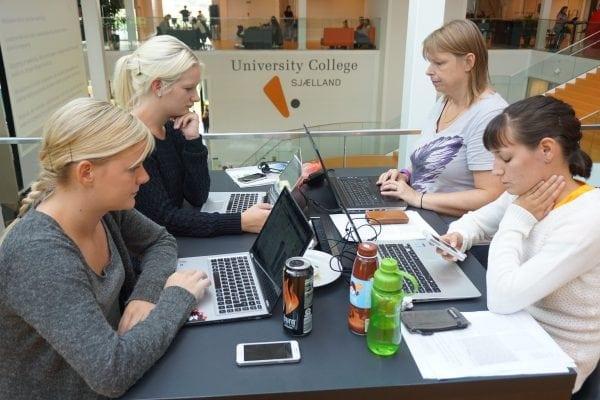 Ændringer for campus Køge