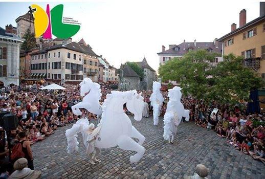 International Gadeteaterfestival i Køge