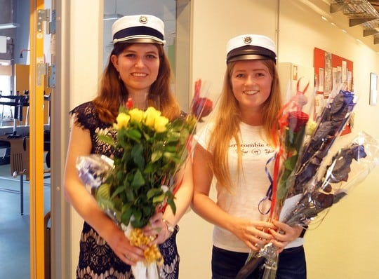 Første HTX-studenter er sprunget ud i Køge