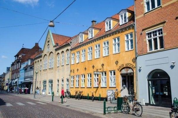 Priserne på villaer og rækkehuse er i stigning i Køge