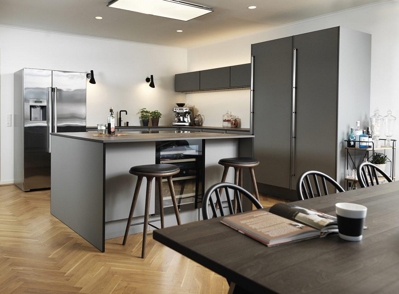 Kom med indenfor i danske køkkener