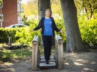 Fysioterapeut vinder pris, foto: Danske Fysioterapeuter
