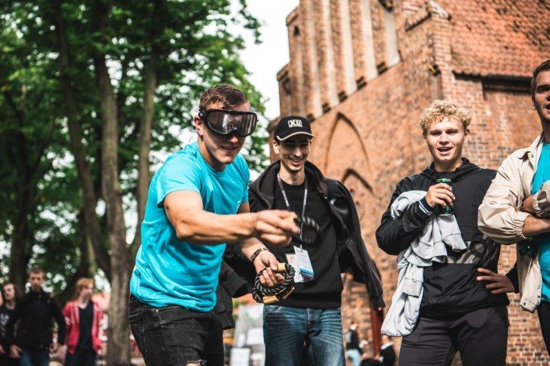 CAMPUS+ er tilbage: 2.500 unge og 150 aktivitetsstande indtager Køge Festuge