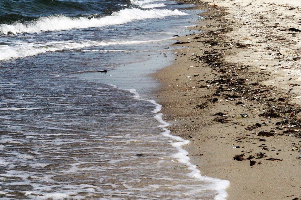 QI GONG i strandkanten
