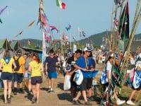 Jamboree, foto: Spejderne