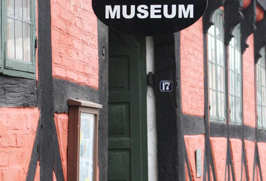 400 Års Fødselsdag på Køge Museum