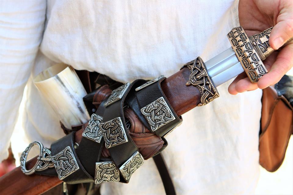 Vikingelege Med Harald Hugorm
