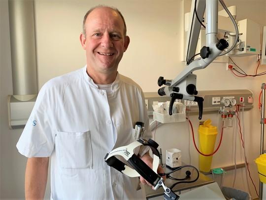 Professor og overlæge Preben Homøe får Kleins legat