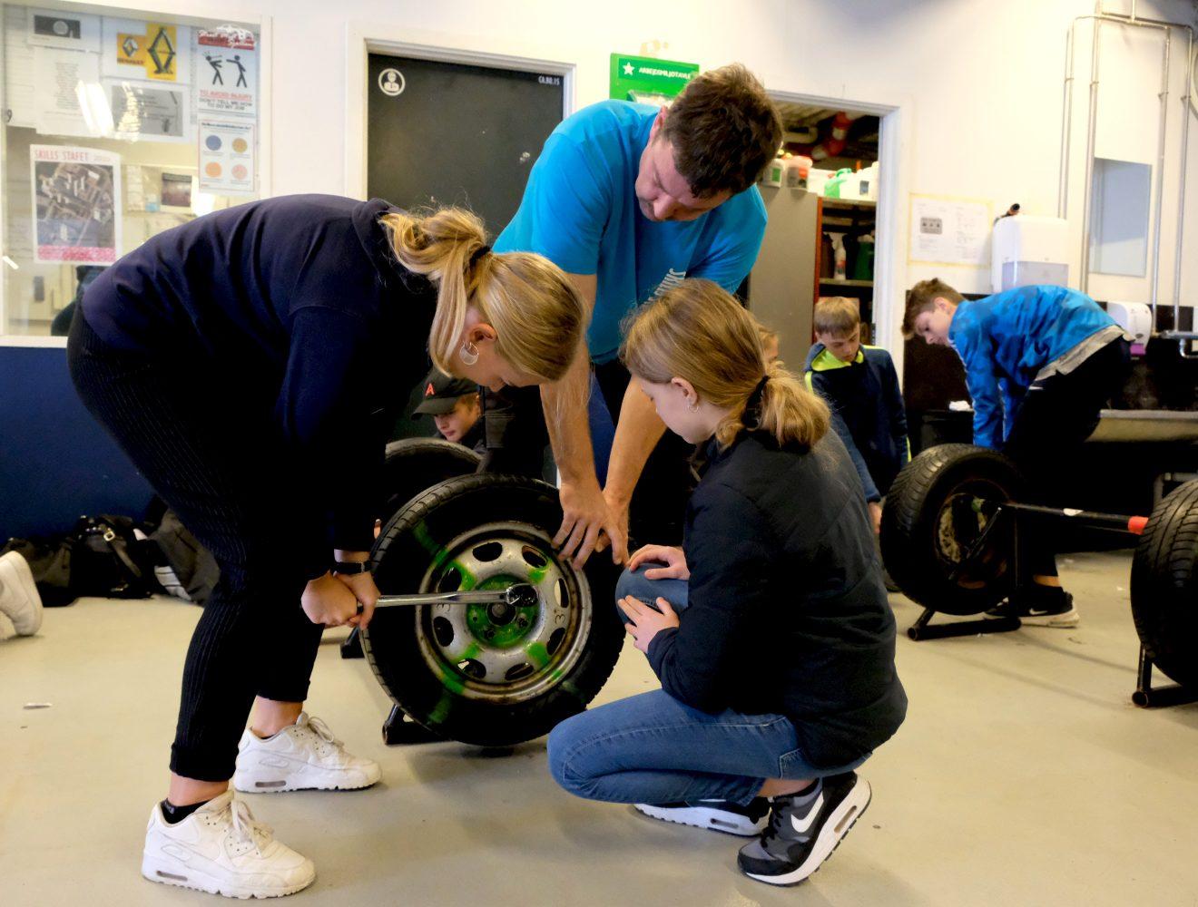Skills Stafet 2019 er skudt i gang i Køge