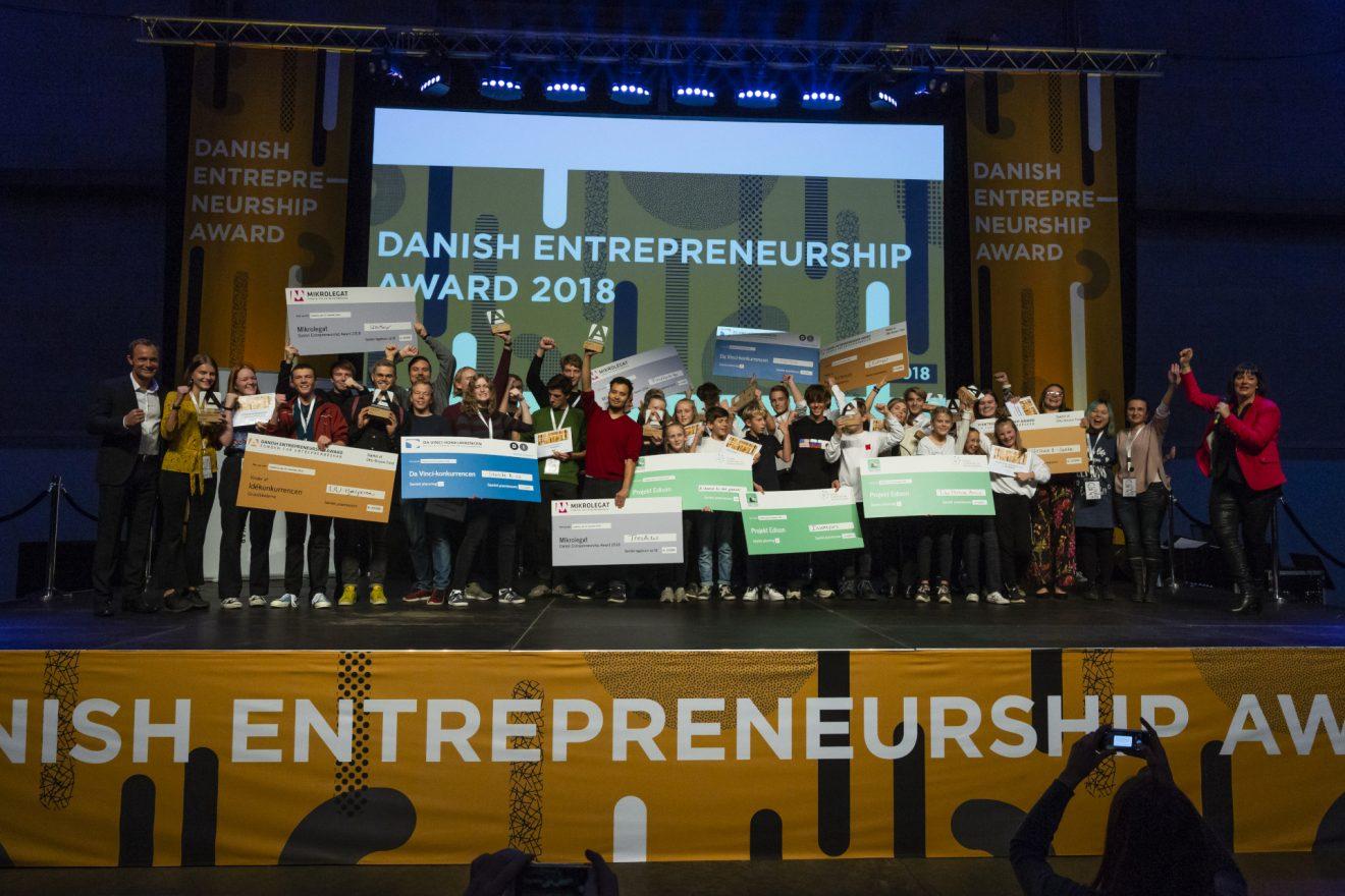 102 unge fra Køge er med i kampen om Danmarks mest innovative idé