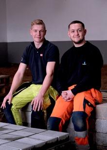 Otte unge håndværkertalenter er klar til kamp i DM i Skills 2020