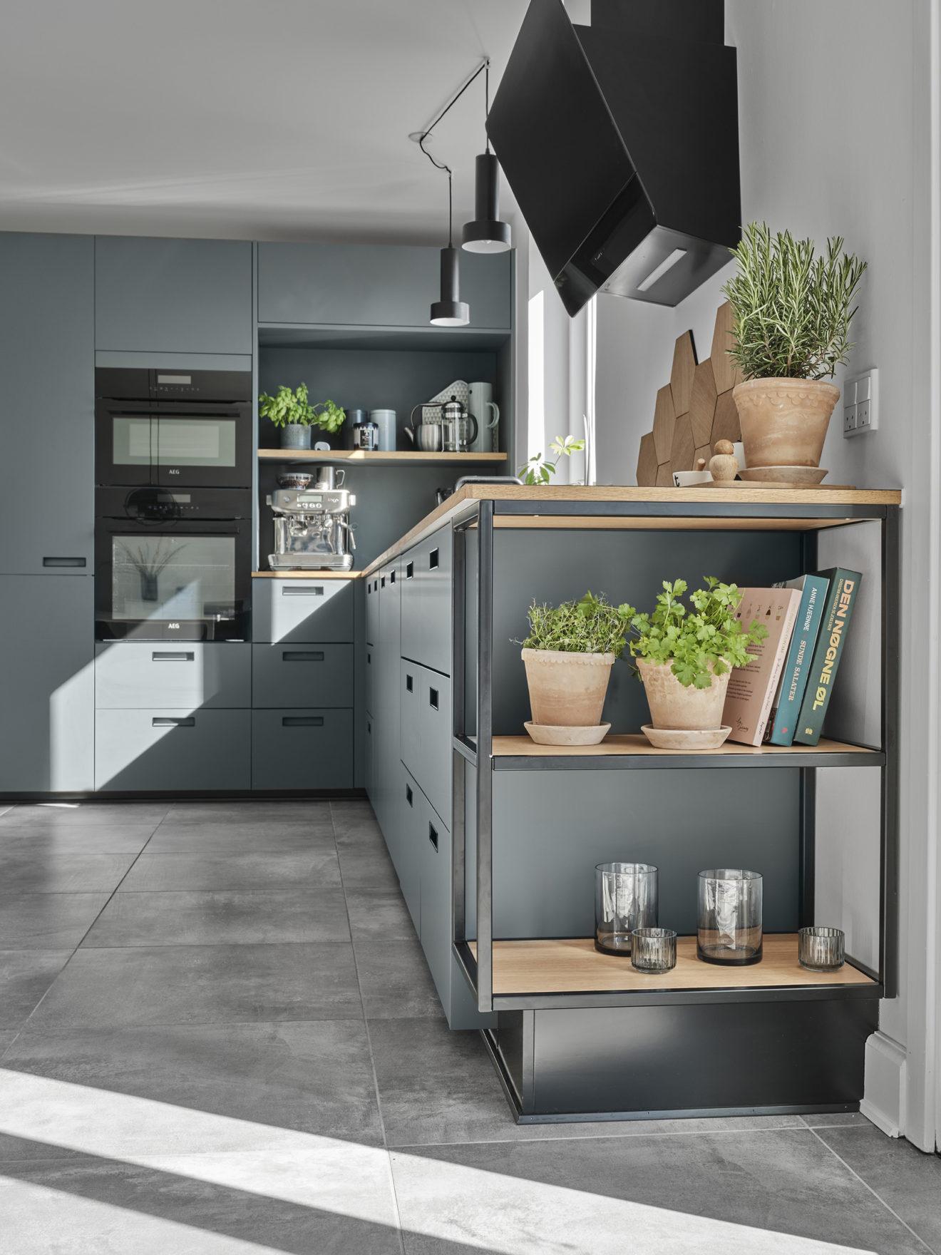 Dyrk din indre indretningsarkitekt i køkkenet