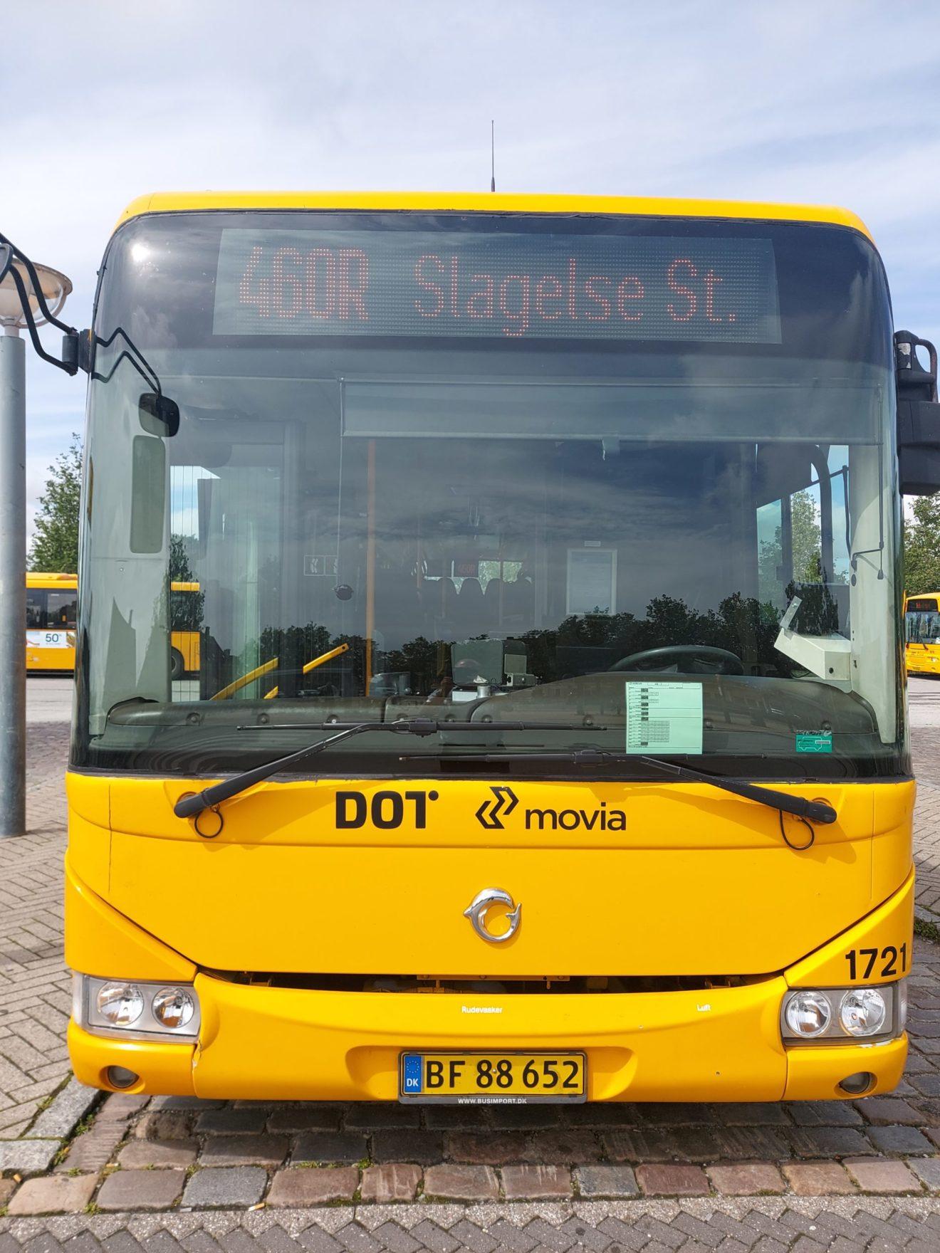 Ambitiøst forsøg skal øge antallet af passagerer i den kollektive transport