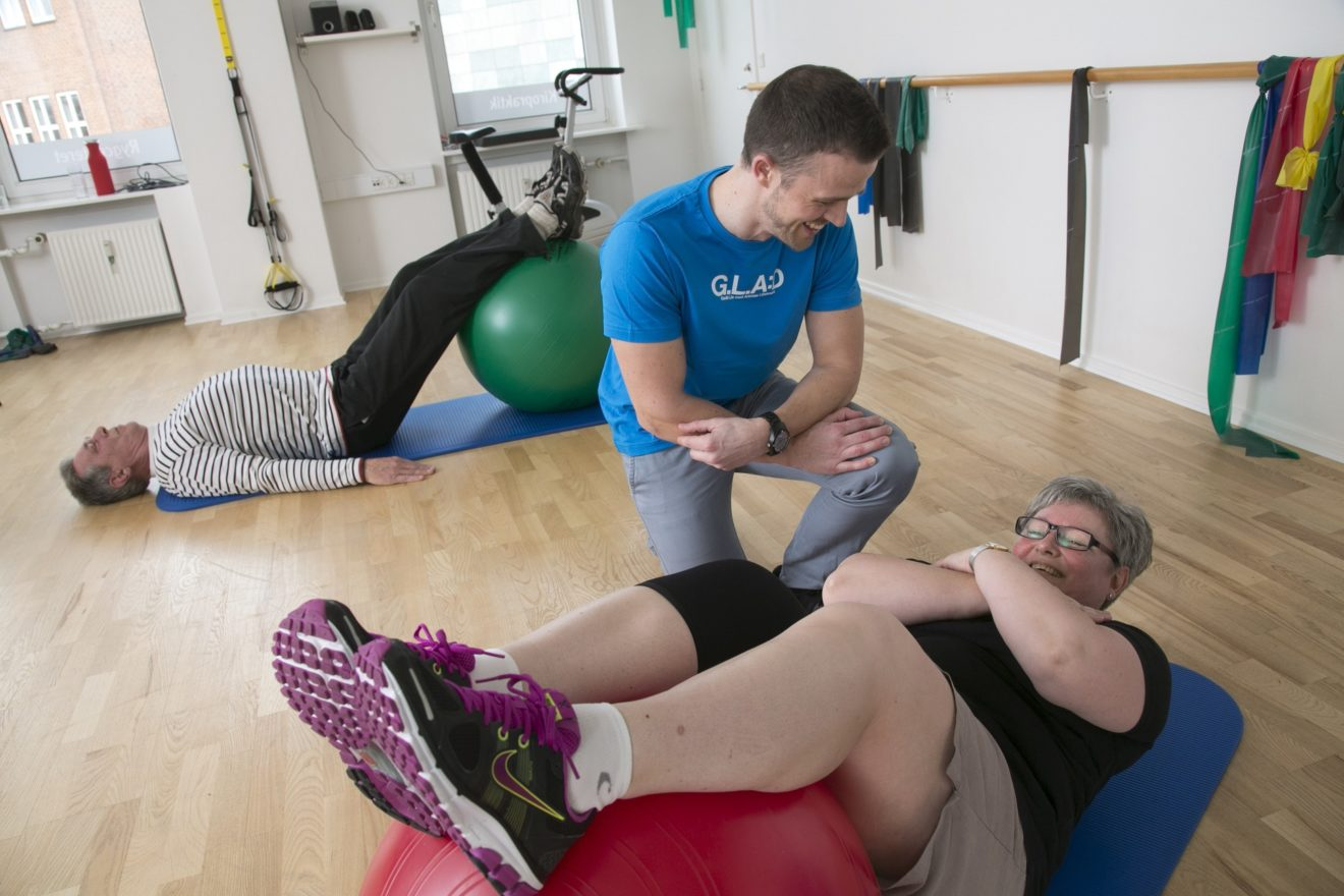 Kan fysisk træning mindske følgerne efter blodprop i hjernen?